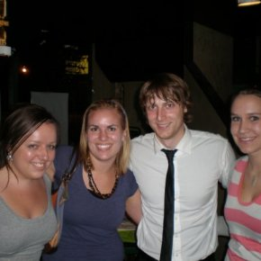 Embarrassing Celebrity Encounter: Eric Hutchinson
