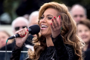 Beyonce vs. Whitney: Who Is Our Star-Spangled Queen?