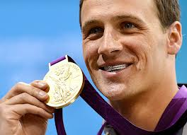 Jeah, I watched Ryan Lochte's newshow!