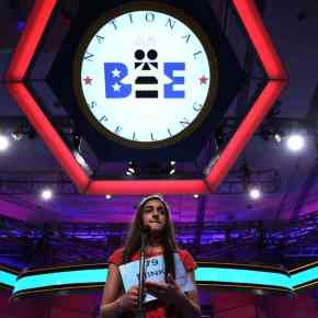 I Will Never Stop Dreaming of the National SpellingBee